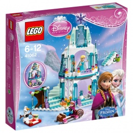 LEGO Elsas Sparkling Ice Castle 41062
