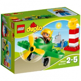 LEGO DUPLO Mali avion 10808