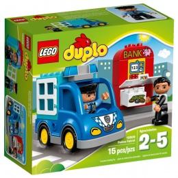 LEGO DUPLO Policijska patrola 10809