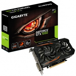 Gigabyte nVidia GeForce GTX 1050 2GB DDR5