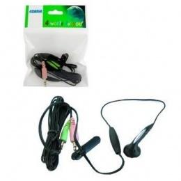 4World Headset mono za skype