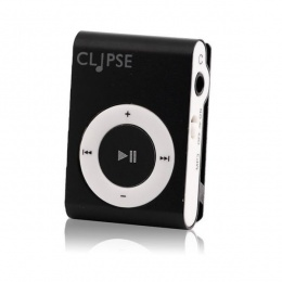 4World MP3 player crni
