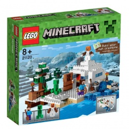 LEGO The Snow Hideout 21120