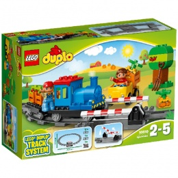 LEGO DUPLO Vozić na guranje 10810