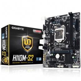 Gigabyte MB GA-H110M-S2, LGA 1151, Intel H110