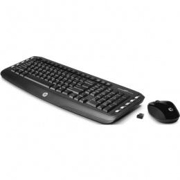 HP bežični desktop set LV290AA crni