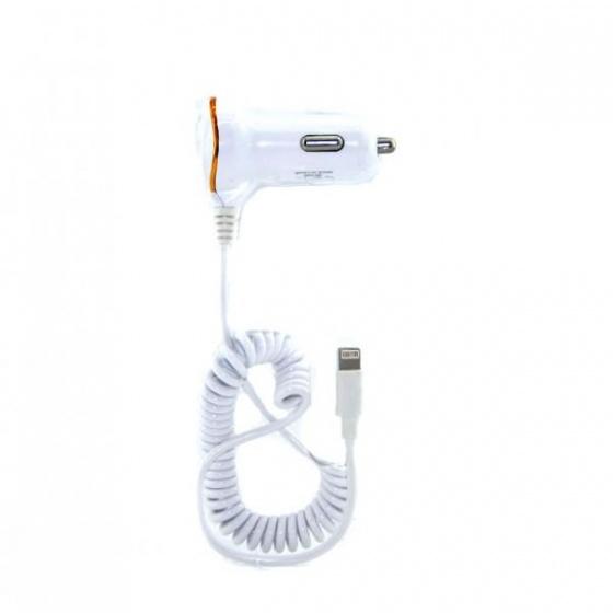 PLATOON auto punjač micro USB 2A