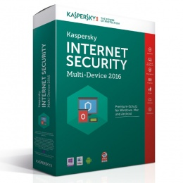 Kaspersky Internet Security MD2 2016, 1 + 3 mjeseca Gratis, Retail