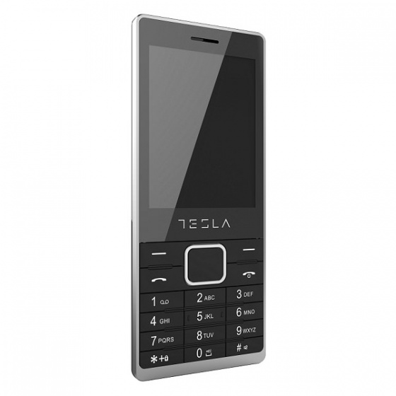 Tesla mobitel Feature 3 crni