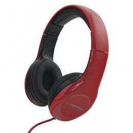 Esperanza slušalice Soul EH138R crvene