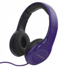 Esperanza slušalice Soul EH138V ljubičaste