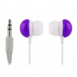 Esperanza slušalice Bubble Gum EH151V ljubičaste