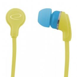 Esperanza slušalice Neon EH147Y žute