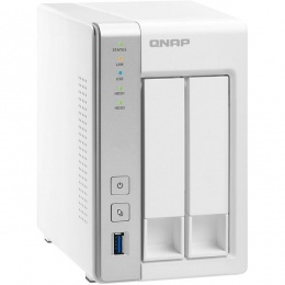 QNAP NAS storage TS-231P 2 bay