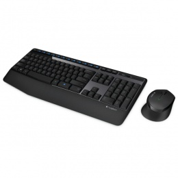 Logitech bežični desktop set MK345
