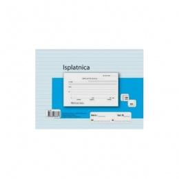 ISPLATNICA A6 NCR GTG
