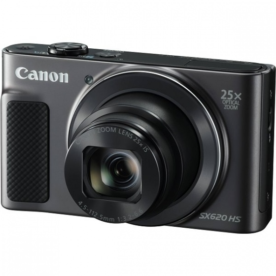 Canon Coolpix SX620HS crni