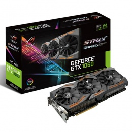 Asus STRIX nVidia GeForce GTX 1060 Gaming 6GB DDR5