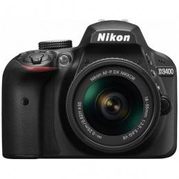 Nikon D3400 + 18-55mm VR AF-P