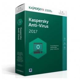 Kaspersky Antivirus 2017 1 korisnik, 1 + 3 mjeseca Gratis, Retail