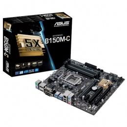 Asus MB B150M-C, LGA 1151, Intel B150