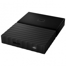 WD Externi 1TB MY Passport Black, WDBYNN0010BBK