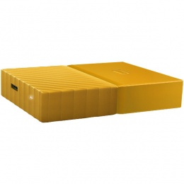 WD Externi 3TB MY Passport Yellow, WDBYFT0030BYL