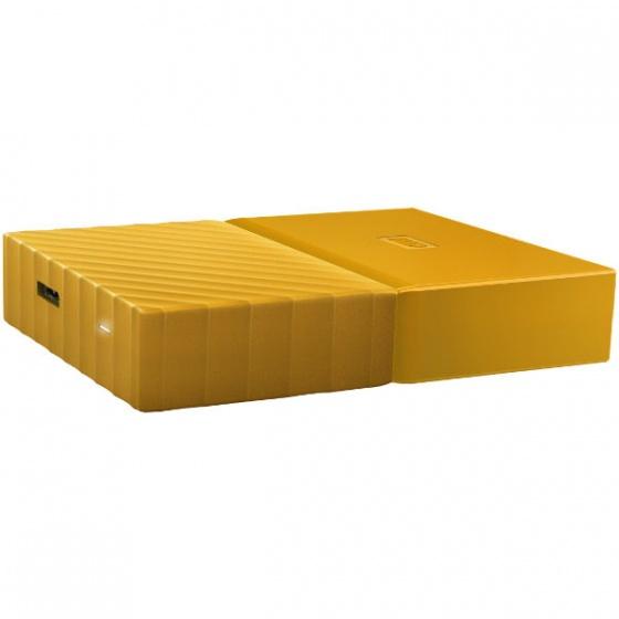 WD Externi 3TB MY Passport Yellow, WDBYFT0030BYL