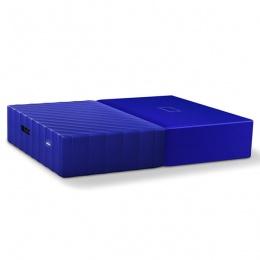 WD Externi 3TB MY Passport Blue, WDBYFT0030BBL