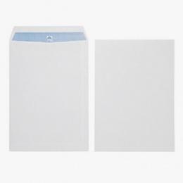 Koverta 16x23 bijela C5 strip 100/1