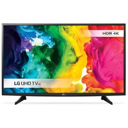LG TV LED SMART 43UH610V