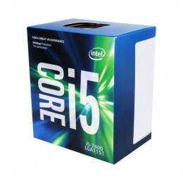 Intel Core i5 7400 3,0 GHz, LGA1151 BOX