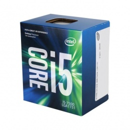 Intel Core i5 7500 3,4 GHz, LGA1151 BOX