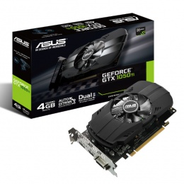 Asus nVidia GeForce PH-GTX1050TI 4GB DDR5