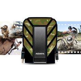 ADATA externi 1TB DashDrive HD710 Military, USB 3.0