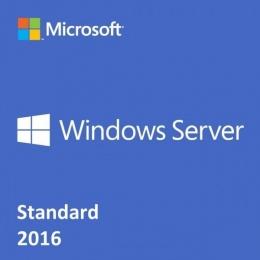 Microsoft Windows Server STD CORE 2016 Sngl OLP 2 Licenses NoLevel CoreLic
