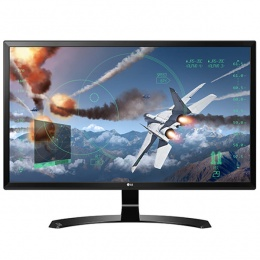 LG 27UD58P-B 27 Ultra HD 4K IPS LED Monitor