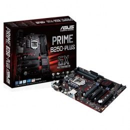 Asus MB PRIME B250-PLUS, LGA 1151, Intel B250