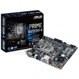 Asus MB PRIME B250M-K, LGA 1151, Intel B250