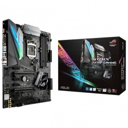 Asus MB STRIX Z270F Gaming, LGA 1151, Intel Z270