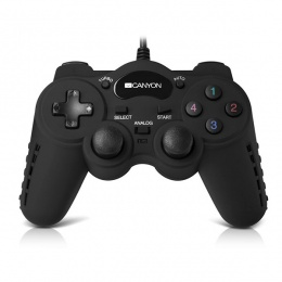 Canyon gamepad CNS-GP4 za PC, PS2 i PS3
