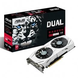 Asus DUAL AMD Radeon RX480 OC 8GB DDR5
