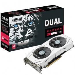 Asus DUAL AMD Radeon RX480 8GB DDR5