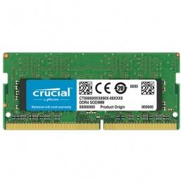Crucial 16GB 2400 MHz DDR4 SODIMM, CT16G4SFD824A