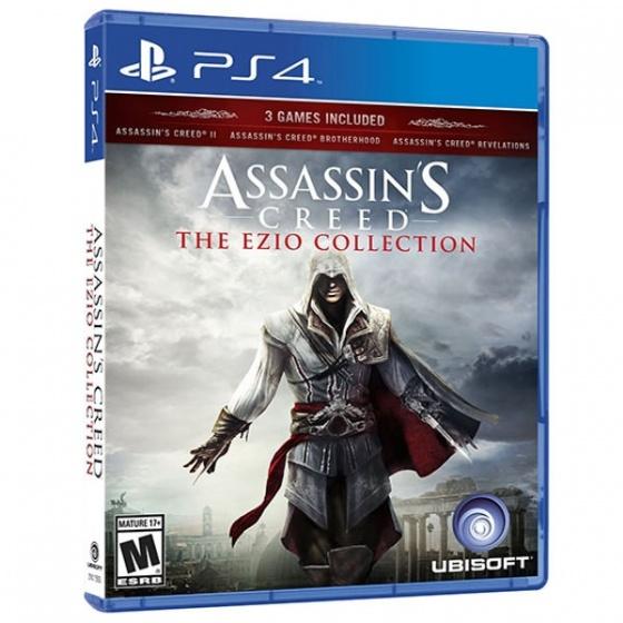 Assassins Creed Ezio Collection za PS4