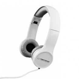 Esperanza slušalice Funk EH140W bijele