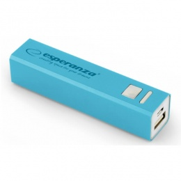 Esperanza power bank 2400mAh EMP102B plavi
