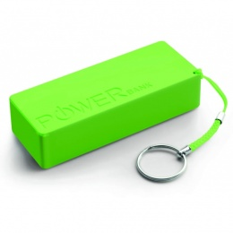 Esperanza power bank Extreme Quark 5000mAh XMP102G zeleni