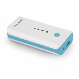 Esperanza power bank 5200mAh EMP104WB bijelo/plavi