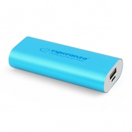 Esperanza power bank 4400mAh EMP105B plavi